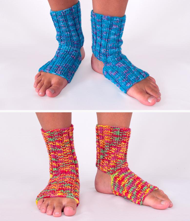 Yoga sockor