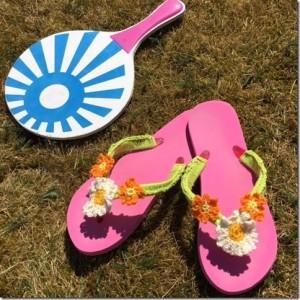 sommarfina Flip Flops