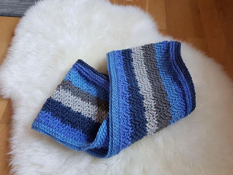 Blueberry Cowl
